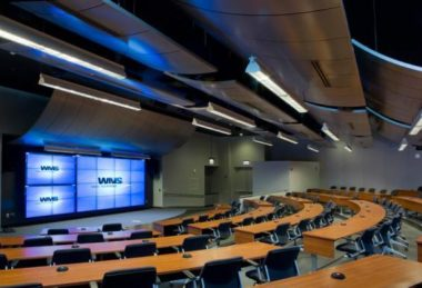 Finishing Chicago – WMS Gaming, Inc. – Auditorium (After)